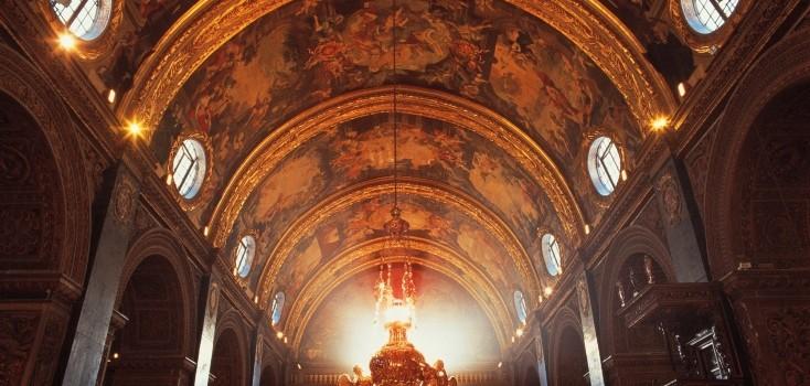 Malta, St John`s Co Kathedrale, Reiseveranstalter Trier, Arche Noah Reisen