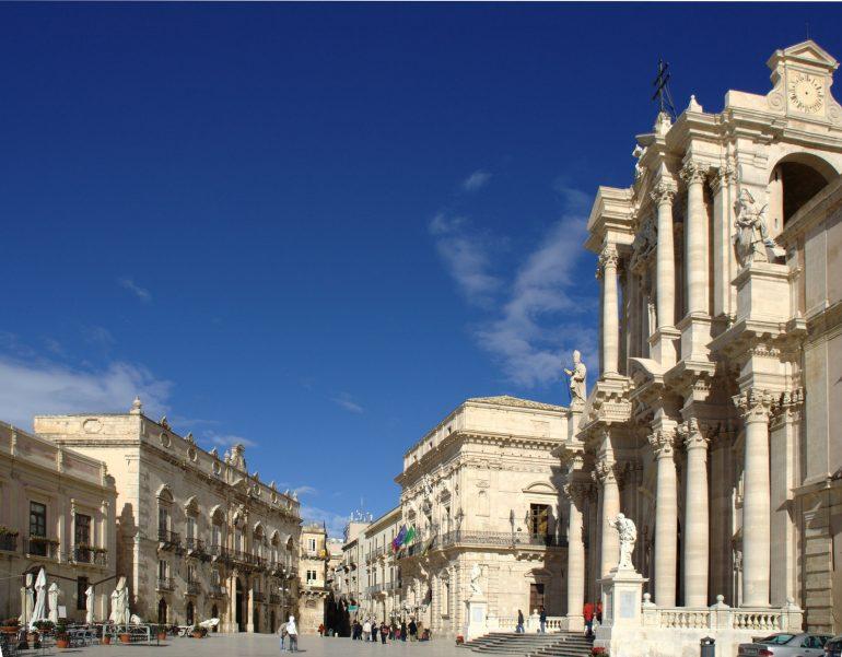 Siracusa, www.pixabay.com, Naturreise Gruppe, Organisierte Wanderreise, Wanderrouten Sizilien, Reise wandern Besichtigung