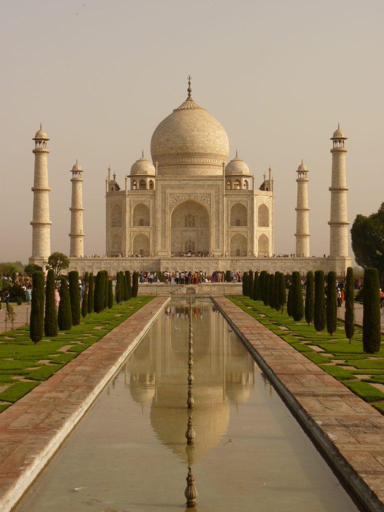 Agra Taj Mahal, www.pixabay.com, Meditationsreise, Wanderreisen, Gruppenreise Indien, Arche Noah Reisen