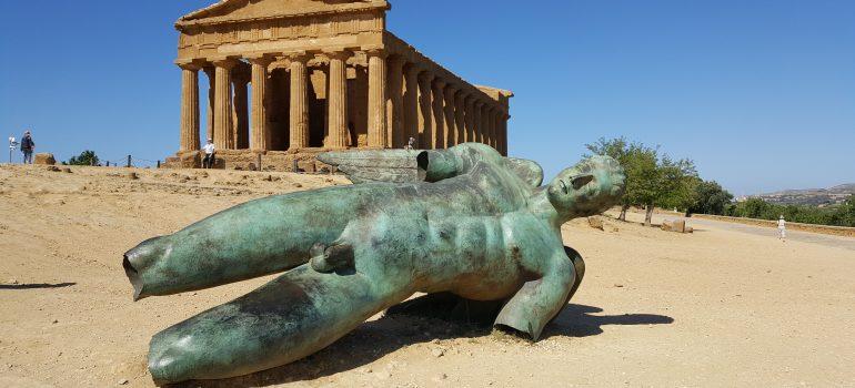 Sizilien, Agrigent, Architektur, Arche Noah Reisen