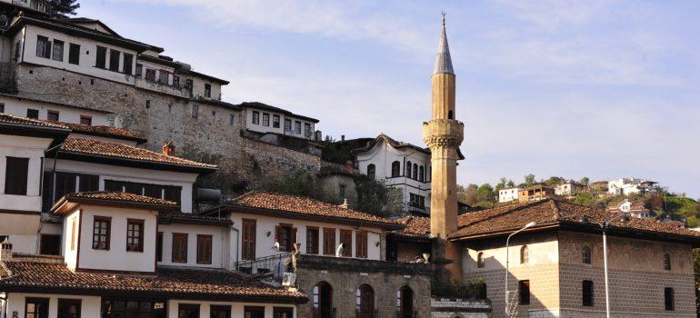Albania - Berat Mangalemi, past & present journeys, Organisierte Gruppenreise, Albanienreise 2019, Arche Noah Reisen