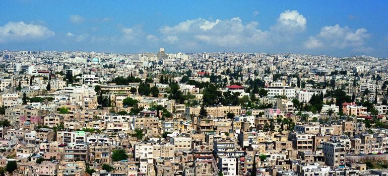 Amman by day, La Beduina Tours, Jordanienreise über Reiseveranstalter, Eigene Gruppenreise Risiko, Arche Noah Reisen