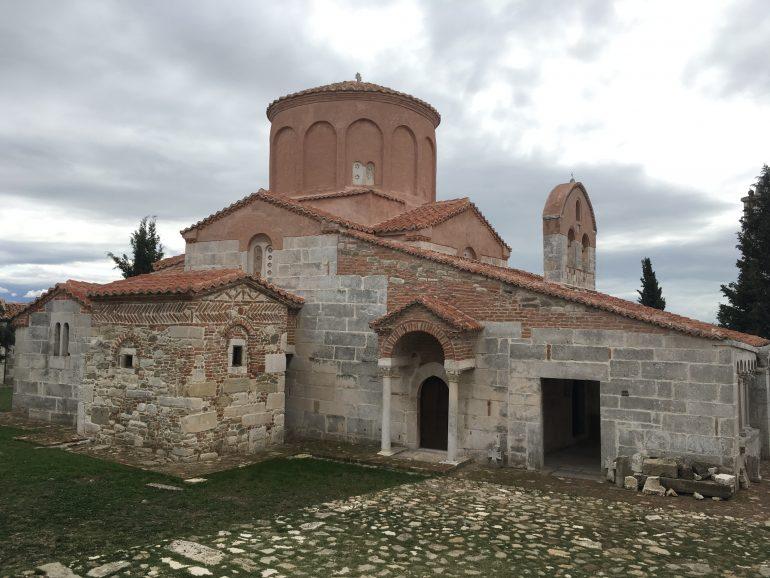 Apolllonia, Kulturreise Albanien, Gruppenreise Albanien, Reise mit Besichtigungsprogramm, Arche Noah Reisen
