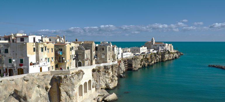 Apulien_Gargano_Vieste_Bild von Jacques Savoye auf Pixabay, Studienreise Apulien, Arche Noah Reisen