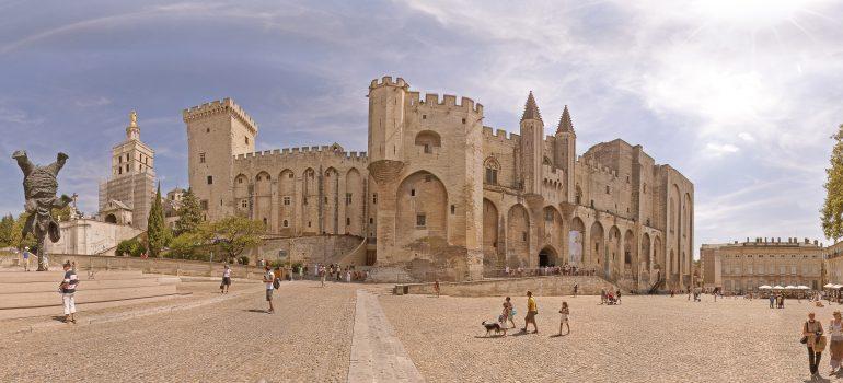 Sprachreise Provence, Avignon, Foto: Atout France, Martine Prunevieille
