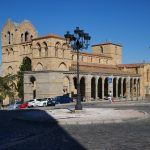 Avila Basilica San Vincente, Foto: Kurt Volz