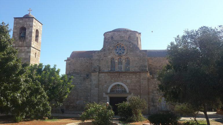 Barnabas Kloster Zypern, Thales Tour, Besichtigungen Zypern, Pilgerreise Zypern, Arche Noah Reisen