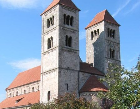 Basilika Altenstadt, Foto: Elisabeth Welz