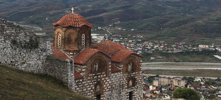 Berat, Albanienreise, Arche Noah Reisen