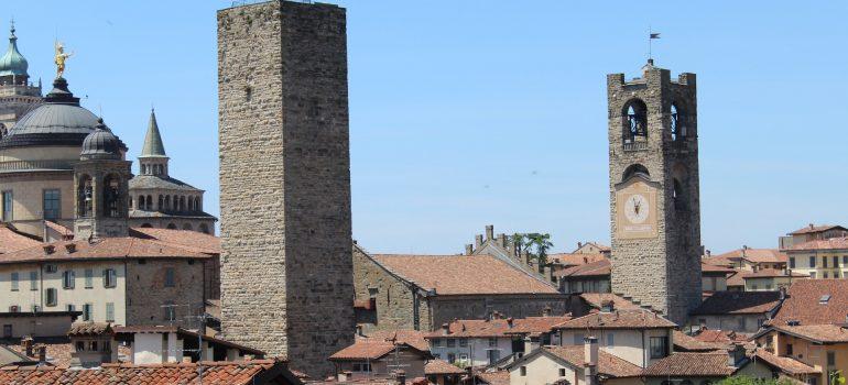 Bergamo, www.pixabay.com, Katalog Pilgerreisen, Pilgerreisen Italien, Pilgern mit Weihbischof