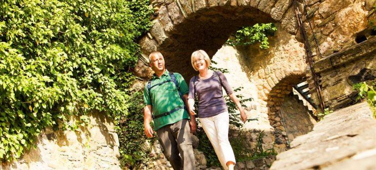 Schloss Dhaun_Moritz Attenberger_Naheland-Touristik GmbH, Wanderreise Hunsrück