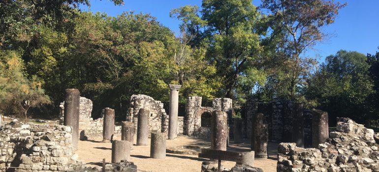 Butrint, Organisierte Gruppenreise Albanien, Arche Noah Reisen