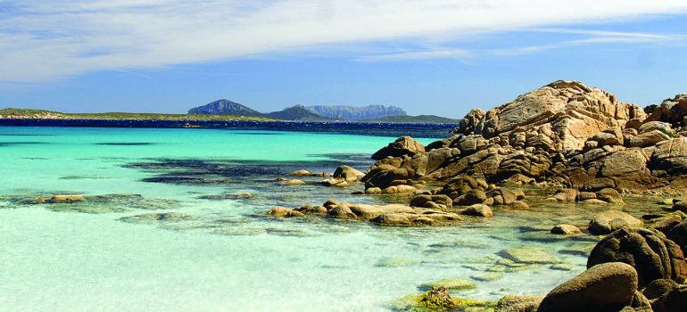 Sardinien Wanderreise: Costa Smeralda - Spiaggia Capriccioli, www.italiafoto.com, Wanderreise mit Begleitung, Arche Noah Reisen