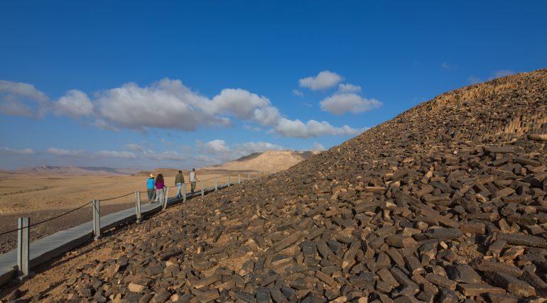 Dafna-Tal_NEGEV_Ramon-Crater_Fremdenverkehrsamt, Gruppenreise Israel, Arche Noah Reisen