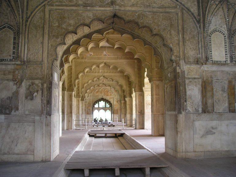 Delhi Rotes Fort, www.pixabay.com, spirituelle Reise, Reise wandern Besichtigung