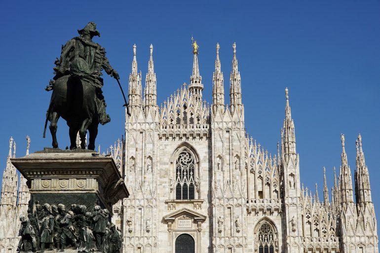 Dom Mailand, www.pixabay.com, Pilgerreise Mailand, Wallfahrten, Bistumsreise, Arche Noah Reisen