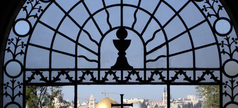 Pilgerreise Israel, Dominus Flevit, Israel an Ostern, Osterreise
