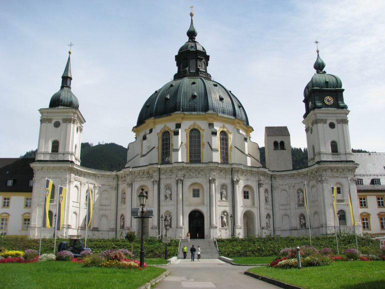 Kloster Ettal, Foto: Elisabeth Welz