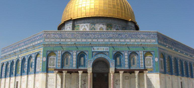 Gemeindereise Israel, Felsendom