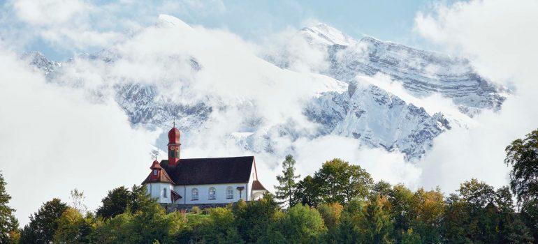 Flüeli-Kapelle, Flüeli-Ranft -®obwalden-tourismus.ch (Fotograf; Milan Rohrer)
