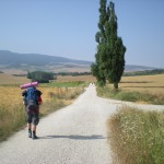 Pilgern auf dem Jakobsweg, Arche Noah Reisen, Wanderer, Foto: Fotolia_20430763_XL_Gerhard Reus