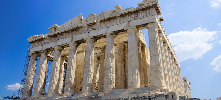The Acropolis, Fotolia_3386969_L_David-H.-Seymour, Gruppenreise Griechenland, Kulturreisen Griechenland, Arche Noah Reisen