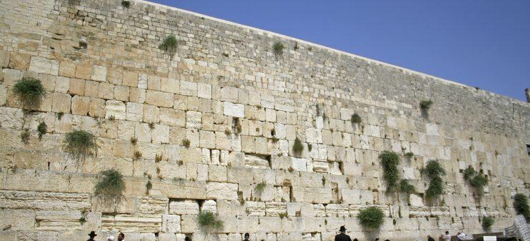Klagemauer, Jerusalem, Fotolia_4363086_XL_paul-prescot, Israelreise 2019