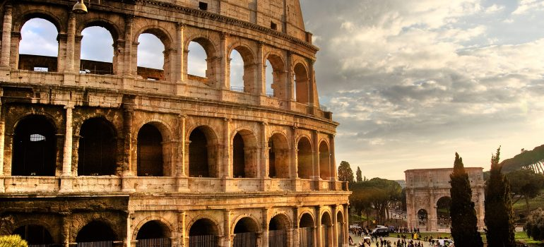 Roma, Colosseo, Fotolia_6100575_XL_alexmarchese