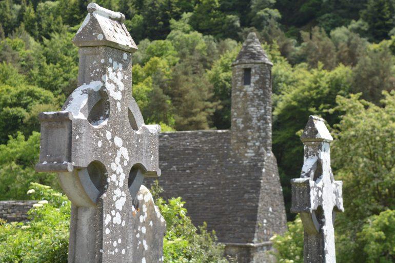 Glendalough, www.pixabay.com, Reise mit Besichtigungen Irland, Organisierte Gruppenreise,, Arche Noah Reisen