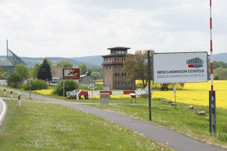 Grenzlandmuseum Eichsfeld HVE-Eichsfeld-Touristik-e.V., Pilgerreise Deutschland
