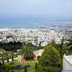 Haifa Bahai Gärten, Foto: Thomas Linnartz