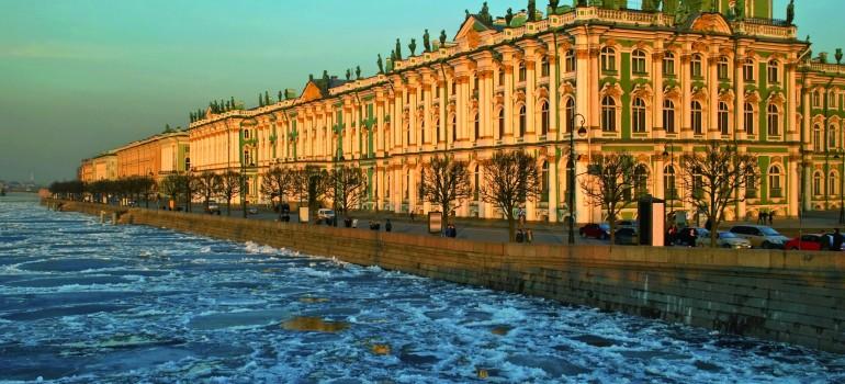 Hermitage in St. Petersburg, Arche Noah Reisen, Organisation Gruppenreise