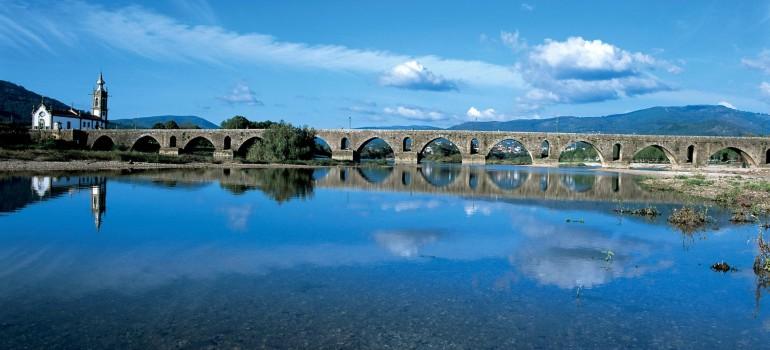 Ponte de Lima, www.imagesofportugal.com, Gruppenreise Jakobsweg, Pilgern mit der Pfarrei nach Santiago de Compostela