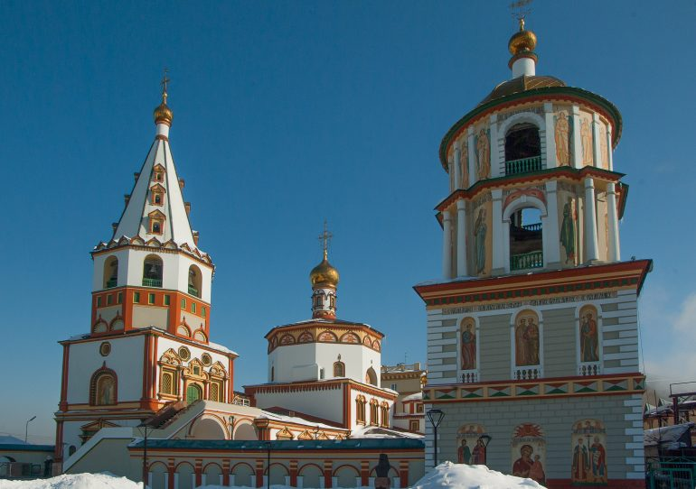 Irkutsk_Sibirien Baikalsee Arche Noah Reisen
