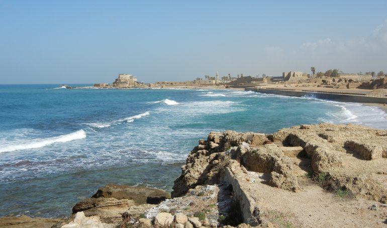 Israel_Caesarea_Robert Alvarado auf Pixabay