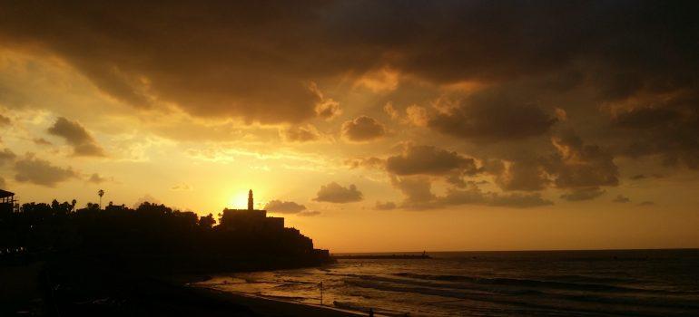 Israel_Jaffa_Sonnenuntergang_pomichali auf Pixabay