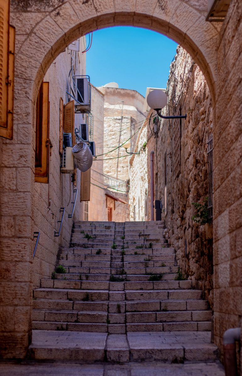 Israel_Jerusalem_Gasse www.pixabay.com