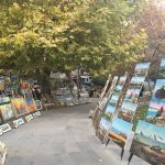 Jerewan-Kunstmarkt