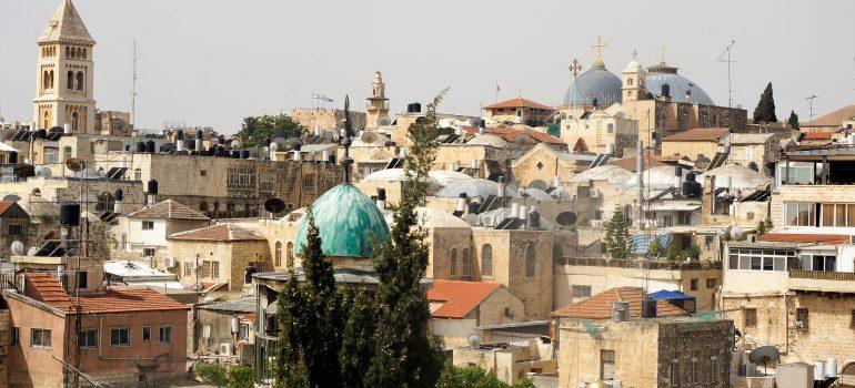 Jersualem, Foto: Pfr. Thomas Linnartz, Pilgern Israel, Begleitete Reise, Arche Noah Reisen