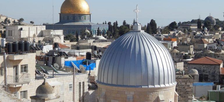 Pilgerreise Israel, Jerusalem, Altstadt, Foto Michelle Fischer