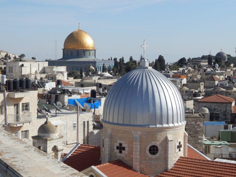 Pilgerreise Israel, Jerusalem, Altstadt, Foto Michelle Weiß