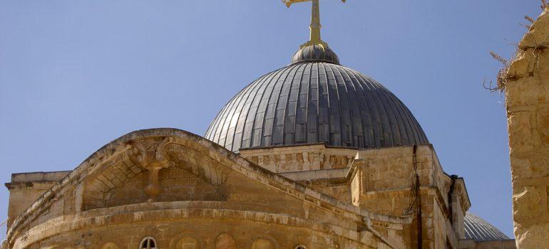 Jerusalem - Grabeskirche, Gruppenreise Israel, Reiseprogramm Wanderreise Israel, Reiseveranstalter Rheinland-Pfalz