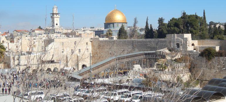 Gruppenreise Israel, Jerusalem, Tempelberg, Foto: Michelle Fischer