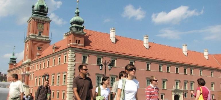 Königsschloss Warschau, Glanzlichter des Nordens, Travel Projekt, Gruppenreise Polen