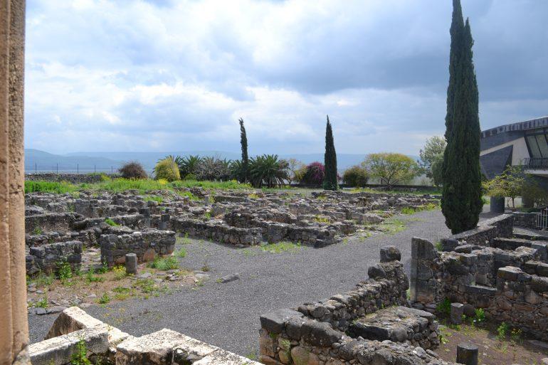 Kafarnaum, Kapernaum, Israel, Pilgerreise ins Heilige Land, Gruppenreisen Israel