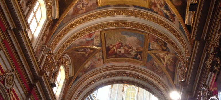 Malta, Kathedrale, Kulturreise,Malta, Reise für Gemeinde, Arche Noah Reisen
