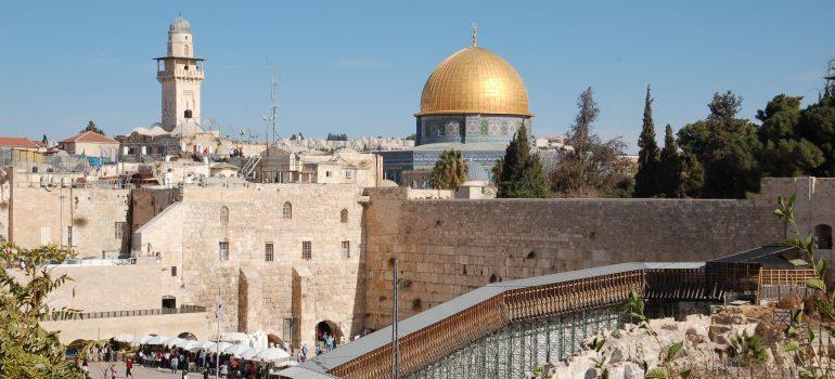 Israel, Klagemauer, Gruppenreise mit Heiliger Messe, Israel Jerry Waxman auf Pixabay