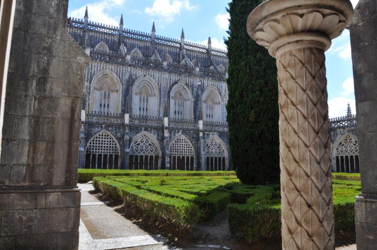 Kloster Batalha, Organisierte Pilgerreise, Arche Noah Reisen