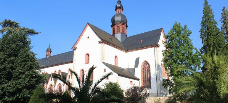 Kloster Eberbach, www.pixabay.com, Arche Noah Reisen