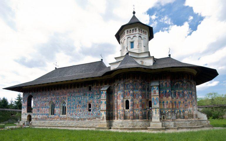 Kloster Moldovita, Karpaten Turism